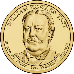 1 Dolar - William Howard Taft - 2013 rok