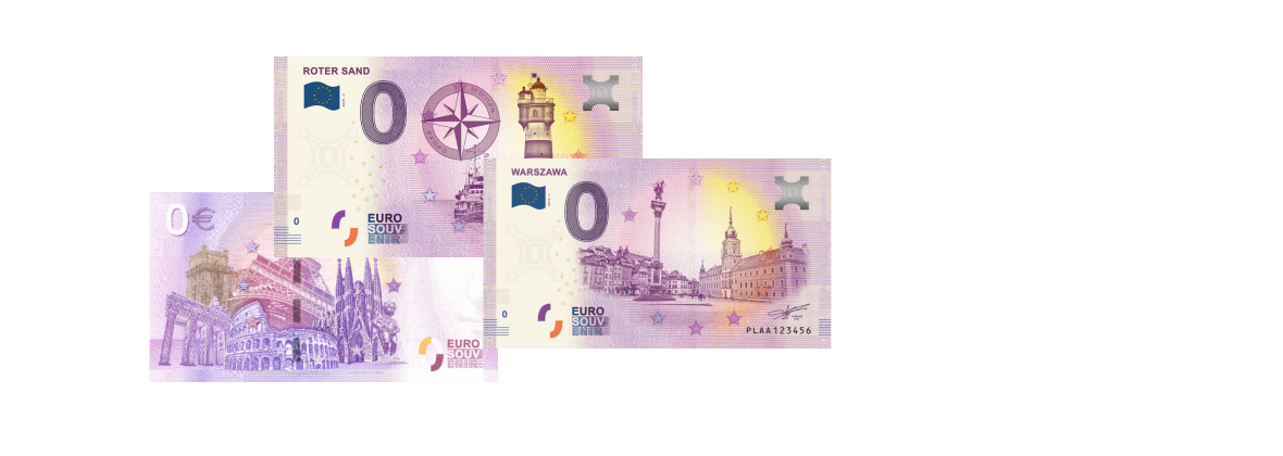 Banknoty 0 Euro
